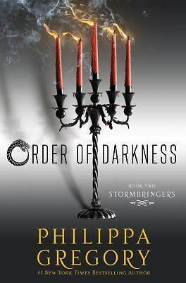 NEW Hardcover Book Order of Darkness #2 STORMBRINGERS Philippa Gregory RET$17.99
