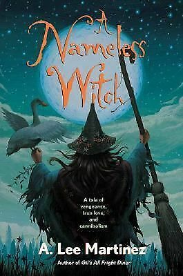 A Nameless Witch by Martinez, A. Lee