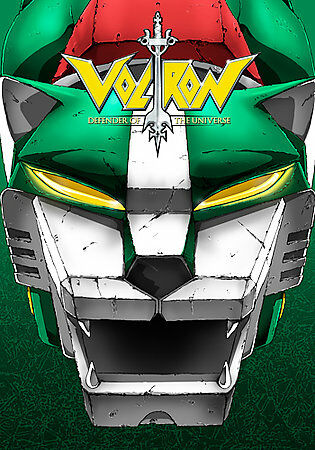 Voltron: Defender of the Universe - Collector's Edition 3 (DVD, 2006, 3-Disc...