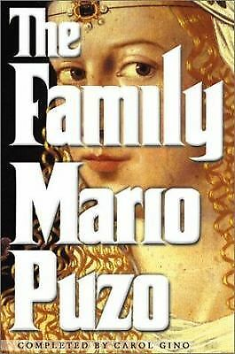 The Family by Mario Puzo and Carol Gino (2001, Hardcover)