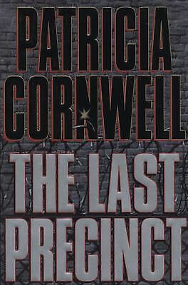 The Last Precinct No. 11 by Patricia Cornwell (2000, Hardcover)