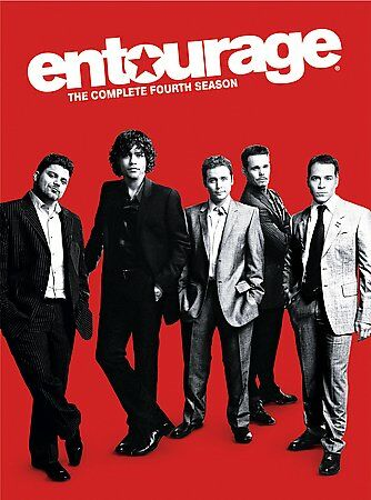 Entourage: The Complete Fourth Season (DVD) BRAND NEW
