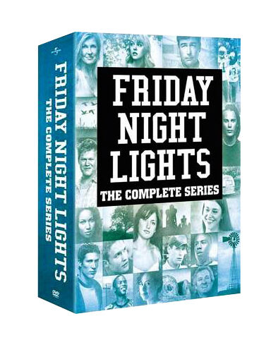 Friday Night Lights: The Complete Series (DVD) BRAND NEW