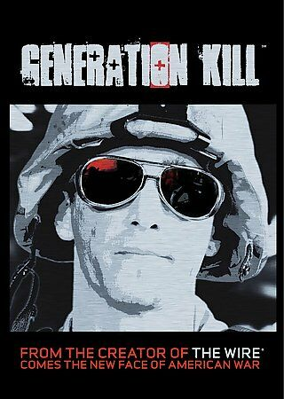 Generation Kill (DVD) BRAND NEW