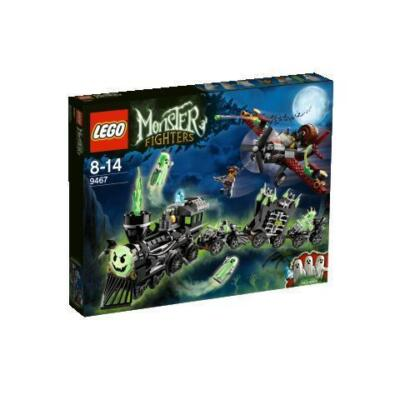 LEGO -  MONSTER FIGHTERS - The Ghost Train (9467) - MINT IN BOX!!!!!