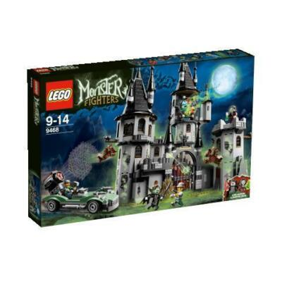 LEGO -  MONSTER FIGHTERS - VAMPYRE CASTLE (9467) - MINT IN BOX!!!!! vampire
