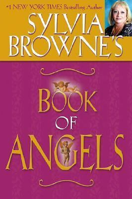 Book of Angels, Sylvia Browne, LIKE NEW with FREE SHIPPING!!!