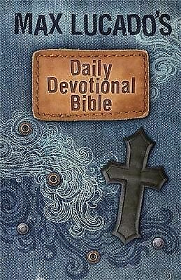 Max Lucado's Children's Daily Devotional Bible: Everyday Encouragement for Youn