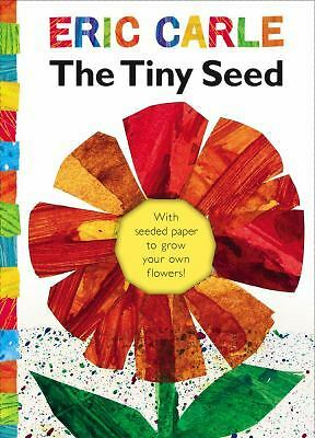 The Tiny Seed (The World of Eric Carle) by Carle, Eric