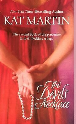 The Devil's Necklace by Malachi Martin and Kat Martin (2005, Paperback)