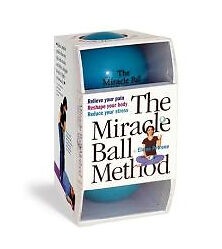 THE MIRACLE BALL METHOD Relieve Back Pain Stress Reducer