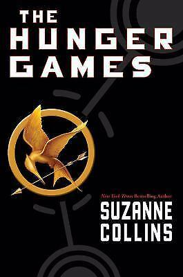 The Hunger Games Ser.: The Hunger Games 1 by Suzanne Collins (2008, Hardcover)