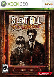 Silent Hill: Homecoming - Xbox 360 by Konami