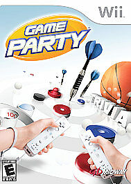Game Party - Nintendo Wii by