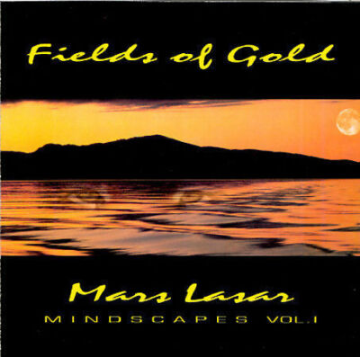 SEALED Uncut DCC Audiophile CD MARS LASAR Mindscapes, Vol. 1: Fields of Gold