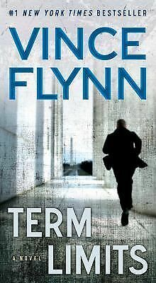 Term Limits by Vince Flynn (1997, Paperback)