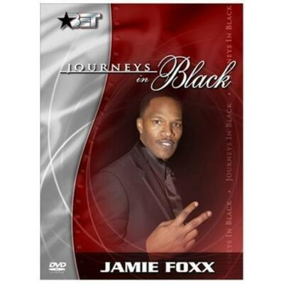 Journeys In Black: Jamie Foxx (DVD, 2005)