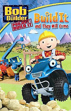 Bob the Builder - Build It and They Will Come (DVD, 2005)