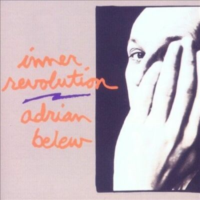 Inner Revolution by Adrian Belew (CD, 1992, Atlantic) ORG Pressing Used