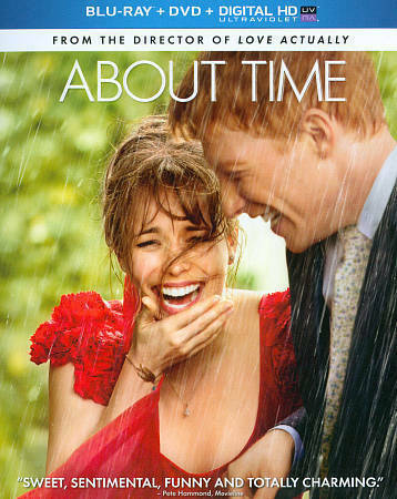 About Time New Blu-ray