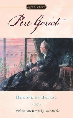 *VERY GOOD CONDITION* PERE GORIOT by Honore De Balzac (2004) SOFTCOVER