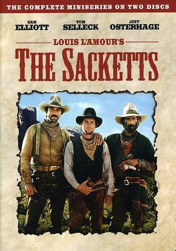 Louis L'Amour's: The Sacketts [2 Discs] DVD