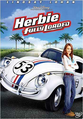 Herbie: Fully Loaded (DVD, 2005)