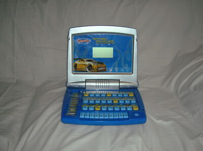 Hot Wheels Quick Start Laptop