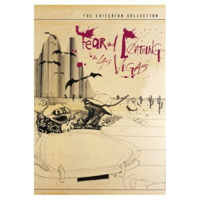 Fear and Loathing in Las Vegas (The Criterion Collection) by Johnny Depp, Benic