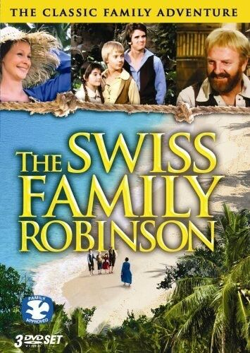 The Swiss Family Robinson by Michael Duhig, Heather Graham, Diana Leblanc, Rick