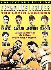 Champions Forever - The Latin Legends by Julio Cesar Chavez, Kid Gavilan, Carlo