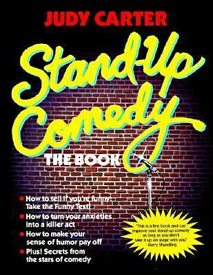 Stand-Up Comedy: The Book by Carter, Judy