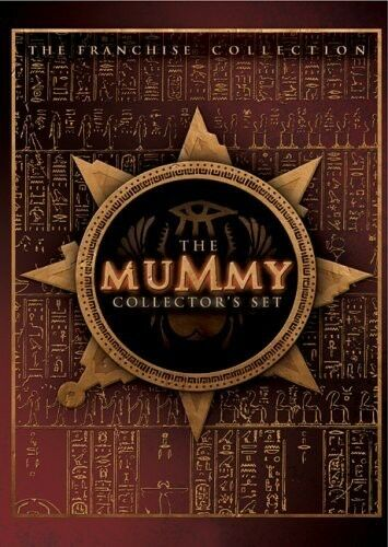 The Mummy Collector's Set (DVD, 2005, 3-Disc Set)