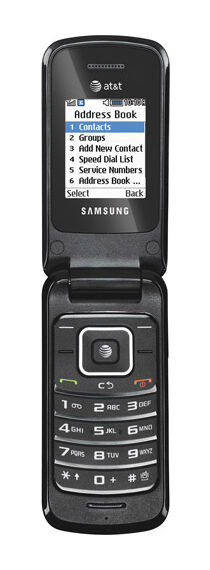 Samsung SGH A157 AT&T Go Cellular Phone A157V, Brand New Factory Sealed!!!