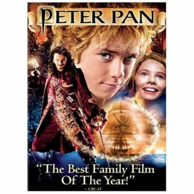 Peter Pan (DVD, 2004, Full Frame Edition)