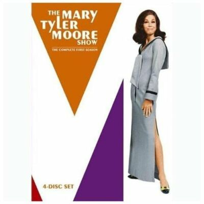 The Mary Tyler Moore Show - Season 1 (DVD, 2009, 4-Disc Set)