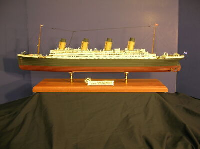 RMS Titanic/ Museum Quality display Model/ ship model/ collector