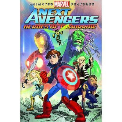 Next Avengers - Heroes of Tomorrow (DVD, 2008)