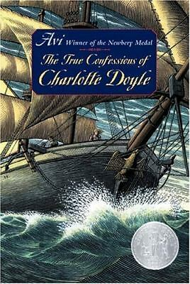 True Confessions of Charlotte Doyle by Avi (2004, Paperback, Reprint)