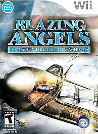 Blazing Angels: Squadrons of WWII - Nintendo Wii by UBI Soft