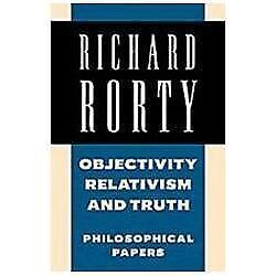 Objectivity, Relativism, and Truth: Philosophical Papers (Philosophical Papers