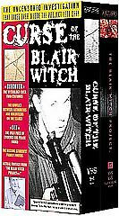 The Blair Witch Project/Curse of the Blair Witch (VHS, 1999, 2-Tape Set)