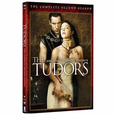 The Tudors - The Complete Second Season DVD  4-Disc Set WS -  Brand New & Sealed