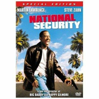 National Security (DVD, 2003, Special Edition)