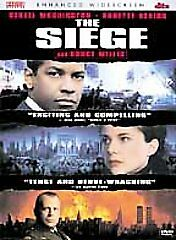 The Siege (DVD, 2001, Sensormatic)