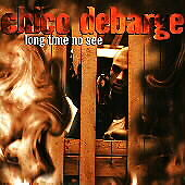 Long Time No See by Chico DeBarge (CD, Nov-1997, Universal Distribution)