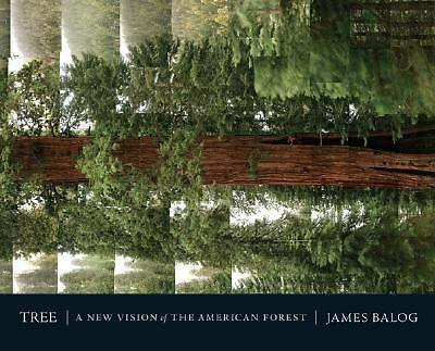Tree : A New Vision of the American Forest by James Balog (2004, Hardcover,...