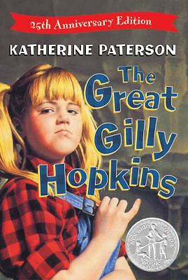 The Great Gilly Hopkins by Katherine Paterson (2004, Paperback, Reprint)