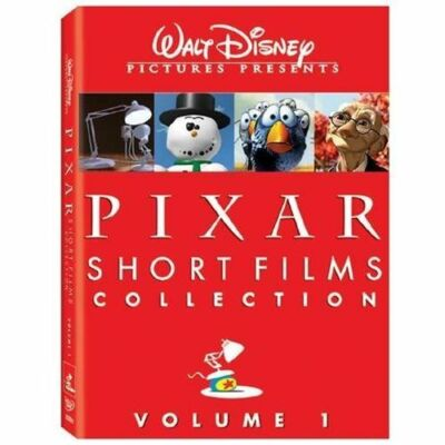 Pixar Short Films Collection - Vol. 1 (DVD, 2007)