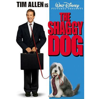 The Shaggy Dog (DVD, 2006)